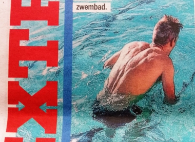 Philippe Gilbert revalideert op aquabike